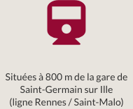 gare de Saint-Germain sur Ille